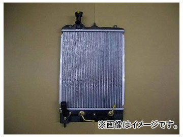 国内優良メーカー ラジエーター 参考純正品番:MN135672 ミツビシ トッポ H82A 3G83 AT 2008年09月~