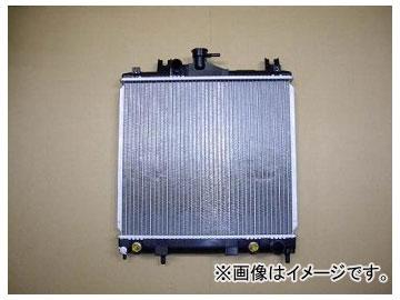 国内優良メーカー ラジエーター 参考純正品番:MR266585 ミツビシ パジェロジュニア H57A 4A31 AT 1995年10月~1998年06月