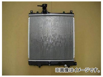 国内優良メーカー ラジエーター 参考純正品番:1A22-15-200 マツダ ラピュタ HP12S F6A 共用 2001年04月~2001年10月