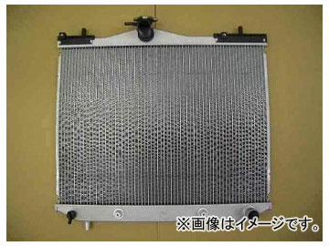 国内優良メーカー ラジエーター 参考純正品番:16400-87420-000 ダイハツ テリオス J102G K3VE MT 2002年01月~2005年12月