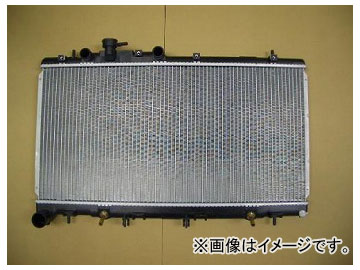 テレビで話題 送料無料 国内優良メーカー ラジエーター 参考純正品番:45111AE060 スバル 2002年01月~2003年04月 EZ30 レガシィ AT BEE 贈答品