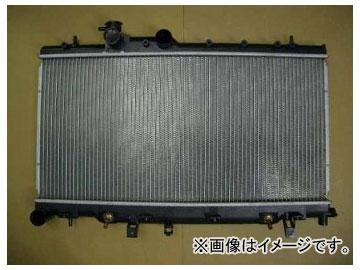 国内優良メーカー ラジエーター 参考純正品番:45111AE000 スバル レガシィ BE5 EJ20 AT 1998年11月~2000年04月