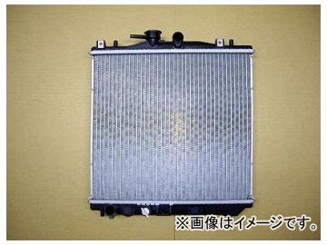 国内優良メーカー ラジエーター 参考純正品番:45199KA260 スバル レックス KH3 EN07 MT 1990年03月~1992年03月