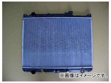 国内優良メーカー ラジエーター 参考純正品番:17700-52D10 スズキ エスクード TX92W H27A AT 2000年12月~2003年06月