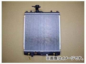 国内優良メーカー ラジエーター 参考純正品番:17700-79C01 スズキ ソリオ MA34S K13A AT 2005年08月~2011年01月