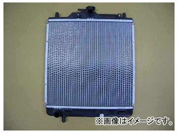 国内優良メーカー ラジエーター 参考純正品番:17700-60H50 スズキ エブリィ DA52V F6A AT 1999年01月~1999年11月
