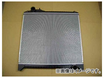 国内優良メーカー ラジエーター 参考純正品番:16081-5592 ヒノ プロフィア FR1KZFA K13C M/T