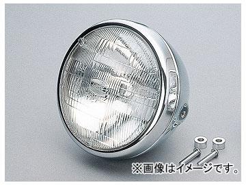 2輪 デイトナ ビンテージヘッドライト クロームメッキ 品番:95635 JAN:4909449114704