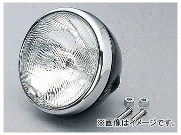 2輪 デイトナ ビンテージヘッドライト ブラック 品番:95636 JAN:4909449114711