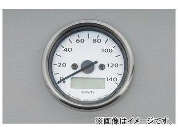 2輪 デイトナ 機械式LCDスピードメーター 品番:63814 JAN:4909449298404