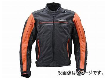 2輪 デイトナ DS-007 エアインテークジャケット ブラック/オレンジ 品番:75867 JAN:4909449404911