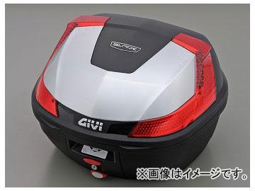 2輪 デイトナ GIVI モノロックケース BLADE B37G730 シルバー塗装 品番:78035 JAN:4909449424650