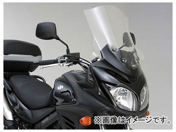 2輪 デイトナ GIVI エアロダイナミックスクリーン 3101DT+D3101KIT クリアー 品番:78065 JAN:4909449424780 スズキ DL650 V-STROM L2, L3 2011年~2013年