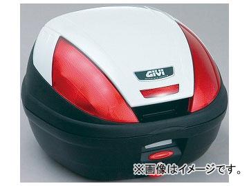 2輪 デイトナ GIVI モノロックケース E370B906D パールホワイト塗装 品番:68047 JAN:4909449335345