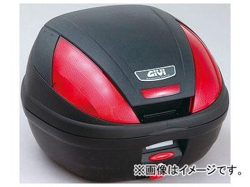 2輪 デイトナ GIVI モノロックケース E370ND 未塗装ブラック 品番:68051 JAN:4909449335598
