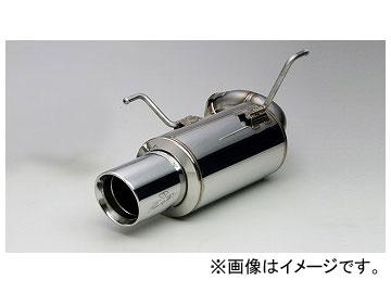 ガナドール CONVERT Rouge EVO ポリッシュテールマフラー VRE-039PO スバル フォレスター DBA-SJ5 FB20 NA 2012年11月~ 2000cc