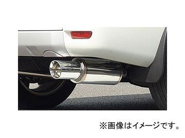 ガナドール 4WD Vertex P.B.S搭載ポリッシュテールマフラー バンパーシェード付き GVE-021PO ミツビシ デリカD:5 LDA-CV1W 4N14 2013年01月~