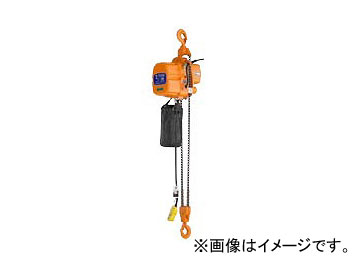 キトー ファルコン 懸垂形[単体] 2速(低速) 2t×3m EFL020LD