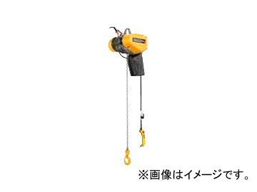 キトー 電気チェーンブロックEQ 懸垂形[単体] 2速インバータ 980kg×4m EQ-009IS