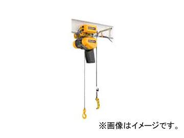 キトー 電気チェーンブロックEQ 電気トロリ結合式 巻上/横行:2速インバータ 490kg×4m EQM004IS-IS
