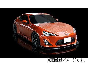 ユーラス/URAS フロントリップスポイラー GT-LIP FRP製 トヨタ 86 ZN6 2012年04月~
