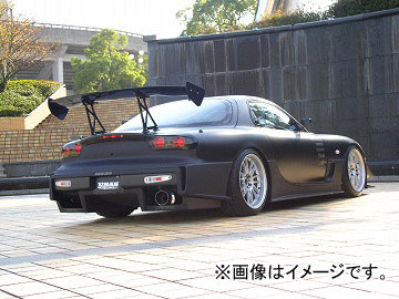 ユーラス/URAS サイドステップ TYPE-GT マツダ RX-7 FD3S 前/中/後期