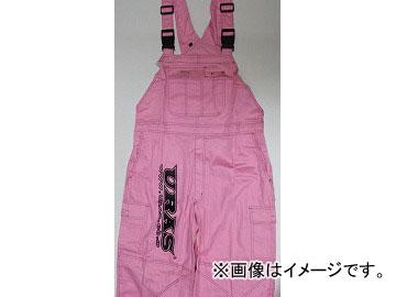ユーラス/URAS サロペット ピンク サイズ:M,L,LL