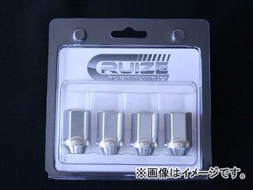 ユーラス/URAS カラーホイールナット クルーズ シルバー 35mm 入数:16本セット(ロックナット付)