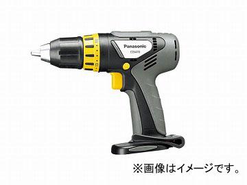 パナソニック/Panasonic 充電ドリルドライバー 本体 品番:EZ6470X-B 黒 JAN:4989602910831