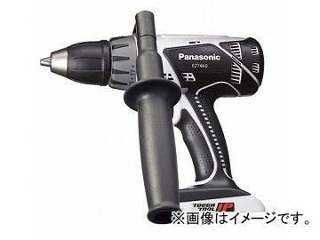 パナソニック/Panasonic リチウムイオン充電ドリルドライバー 本体 品番:EZ7460X-B 黒 JAN:4547441865264