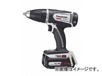 パナソニック/Panasonic 充電ドリルドライバー 14.4V 品番:EZ74A1LS2F-H グレー JAN:4549077102591
