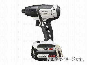 パナソニック/Panasonic リチウム充電オイルパルスインパクトドライバー 品番:EZ7545LS2S-B 黒 JAN:4549077102881