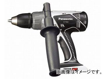 パナソニック/Panasonic リチウム充電振動ドリル&ドライバー 本体 品番:EZ7960X-B 黒 JAN:4547441865233