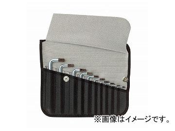 PB SWISS TOOLS ヘクスローブレンチセット 袋入り10本組 品番:410K JAN:7610733029600