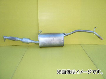 大栄テクノ 触媒一体型マフラー MDH-9802CL ダイハツ ハイゼット S200C/P,S210C/P 触媒一体型 1998年12月~2002年01月 JAN:4582146978024
