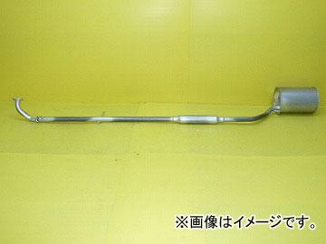 大栄テクノ リアマフラー MDH-9291SUS ダイハツ ミラ L700S/V DOHC 1998年10月~2005年11月 JAN:4582146972145