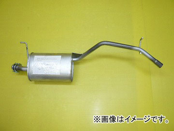 大栄テクノ リアマフラー MDH-9298SUS ダイハツ ハイゼット S200C/P,S210C/P 補給品 1998年12月~2002年01月 JAN:4582146972237