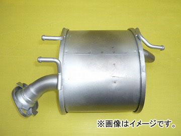 大栄テクノ リアマフラー MHD-7040SUS ホンダ ライフ JB5 2008年11月~ JAN:4571146300409