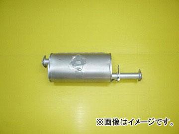 大栄テクノ リアマフラー MMT-6303 ミツビシ キャンター FD378,FB435/437 1978年11月~1999年05月 JAN:4571146293039