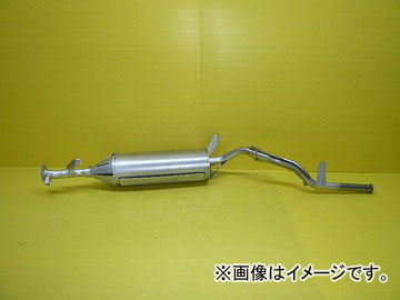 大栄テクノ リアマフラー MMT-6449 ミツビシ ミニキャブ U43V,U44V バン (除くターボ) 1993年12月~1999年08月 JAN:4571146294494