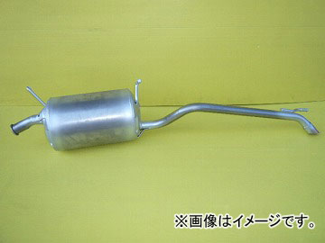 大栄テクノ リアマフラー MSS-9602SUS スズキ キャリー DA65T 2005年11月~ JAN:4582146966021