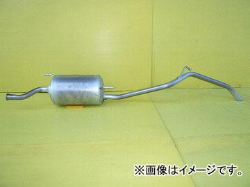 大栄テクノ リアマフラー MSS-9603SUS スズキ エブリー DA64V/W 2005年08月~ JAN:4582146966038