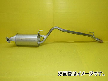 大栄テクノ リアマフラー MTO-1558 トヨタ サクシード NCP55V/59G 4WD 2002年06月~ 1500cc JAN:4560144695587
