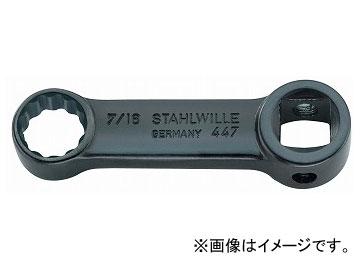 スタビレー/STAHLWILLE 3/8SQ トルクレンチアダプター(02470024) 品番:447A-3/8 JAN:4018754136391