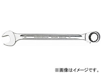 Stable /STAHLWILLE ratchet combination wrench (41171717) product number: 17-17 JAN:4018754239221
