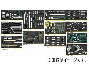 【第1位獲得!】 品番:2500TCS JAN:4018754162581:オートパーツエージェンシー BMW用工具セット(97830600) スタビレー/STAHLWILLE-DIY・工具