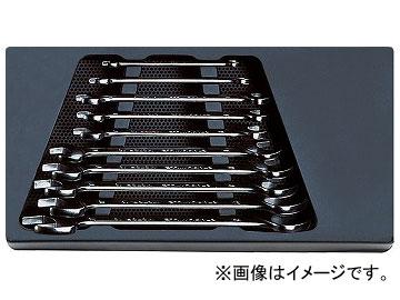 スタビレー/STAHLWILLE ES 10/10,5,5X7-22X24mm スパナセット 品番:96838130 JAN:4018754120529