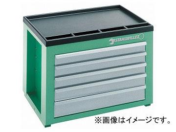 スタビレー/STAHLWILLE ツールボックス(グリーン)(81430001) 品番:94NG JAN:4018754174294