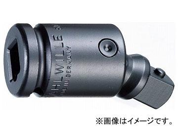 スタビレー/STAHLWILLE 1/2SQ インパクト用Uジョイント(33020000) 品番:510IMP JAN:4018754017188