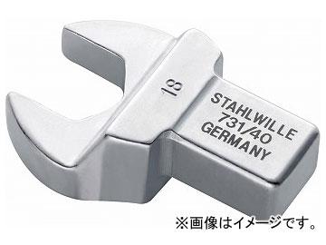 スタビレー/STAHLWILLE トルクレンチ差替ヘッド(58614052) 品番:731A/40-1.1/8 JAN:4018754035045